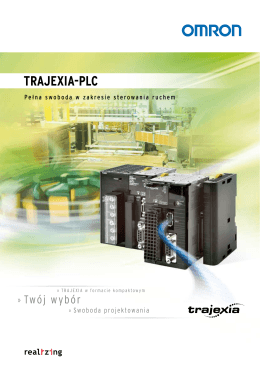 Trajexia-PLC Ulotka