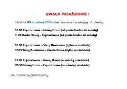 do wydruku - PKS Częstochowa SA