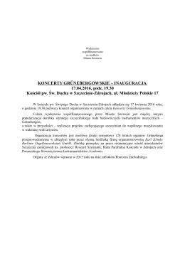 Czytaj więcej - parafiazdroje.pl