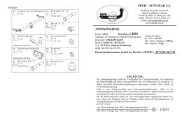 Anhängekupplung Katalog nr K04 = D [kN