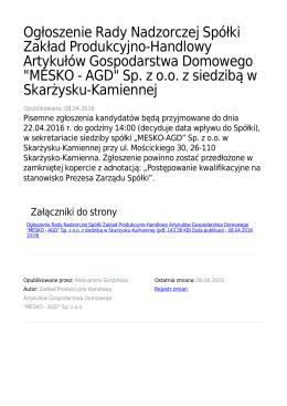 Generuj PDF z tej stronie