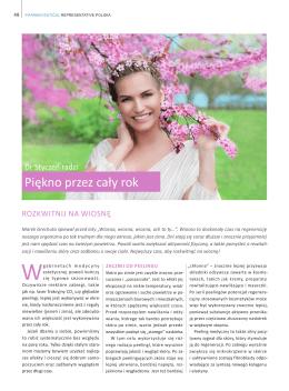 Rozkwitnij na wiosnę - Dr Przemysław Styczeń