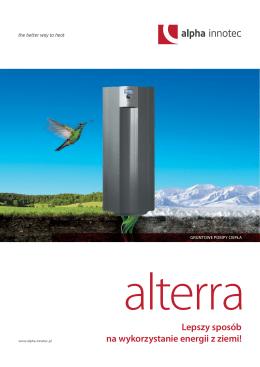 Lepszy sposób na wykorzystanie energii z ziemi! - Alpha