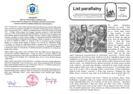 gazetka17.01 - Parafia Wniebowzięcia NMP w Krapkowicach