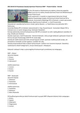2015-08-30 VII Powiatowe Zawody Sportowo