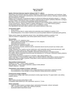 Zegar œcienny DCF - produktinfo.conrad.com