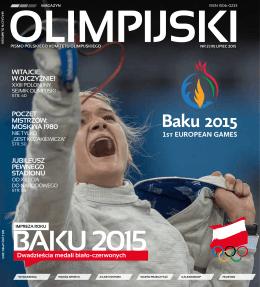 Pobierz numer - Polski Komitet Olimpijski