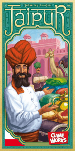 Jaipur - instrukcja