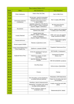 Program - Mokon 2015