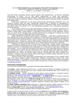 BKD w MSTS - TrainSim.pl