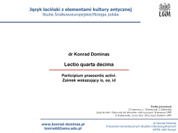 Lectio quarta decima