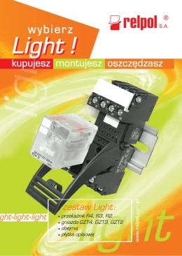 www .relpol.com.pl zestaw Light