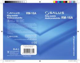 RM-16A - Salus