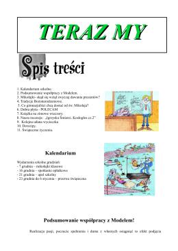 Gazetka Szkolna - Zespół Szkół w Soli