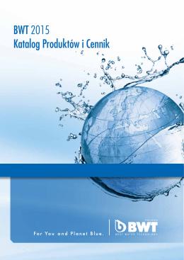 Katalog WODA 2011