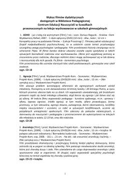 Pobierz plik - Centrum Edukacji Nauczycieli w Suwałkach