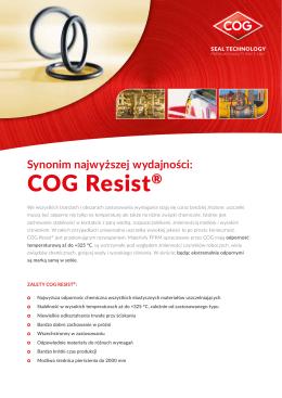 COG Resist®