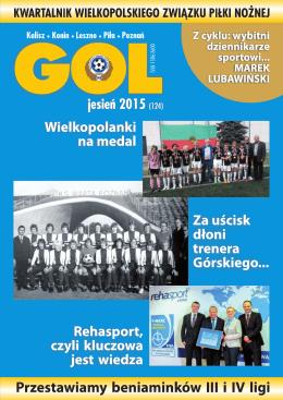 Jesień 2015 - Wielkopolski Związek Piłki Nożnej
