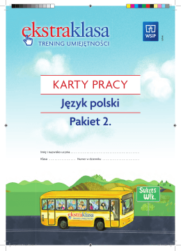 Test 1 - Spniwka.pl