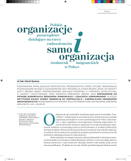 samo organizacja organizacje