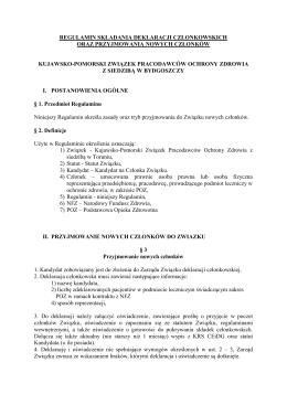 federacja związków pracodawców - kujawsko pomorski związek