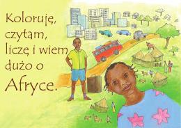 Afryce. - Fundacja Kultury Świata