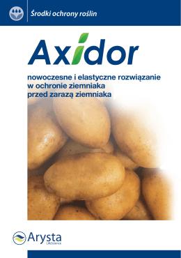 nowoczesne i elastyczne rozwiązanie w ochronie ziemniaka przed