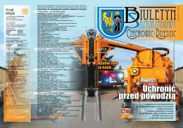 Uchronić przed powodzią - Urząd Miejski w Czechowicach