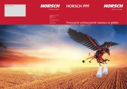 HORSCH PPF