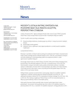 wersja polska - Urząd Miasta Olsztyn
