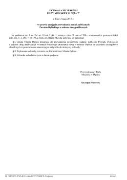 Uchwała nr 44/2015