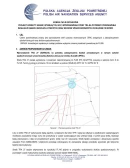 konsutlacje_TRA skoki - Polska Agencja Żeglugi Powietrznej