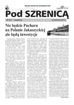 Nie będzie Pucharu na Polanie Jakuszyckiej ale będą inwestycje
