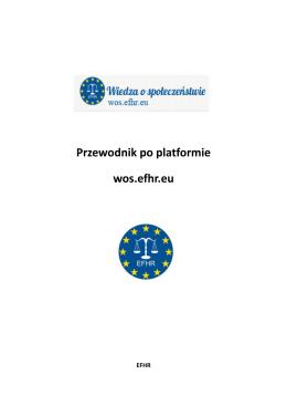 - Europejska Fundacja Praw Człowieka