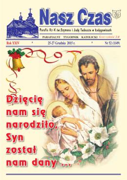 Dzięcię nam się narodziło, Syn został nam dany