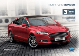 NOWY FORD MONDEO - Auto Plaza Bielany