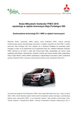 2.2015 IAA - Baja release E - Frankfurt Motor Show september 2015