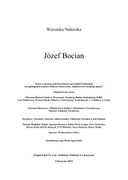 Józef Bocian - Zespół Szkół Nr 2