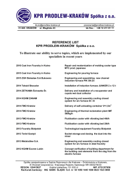 List of references PDF