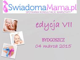 Dzień Kobiet ze Świadomą Mamą