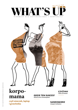 korpo- mama - What`s Up Magazine