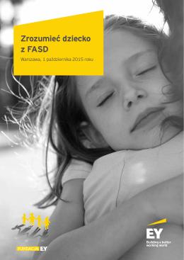 Zrozumieć dziecko z FASD
