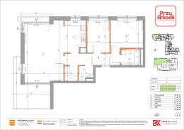 1 2 3 4 5 7 6 1 Pokój dzienny 29,50 m² 2 Kuchnia 8,89 m² 3