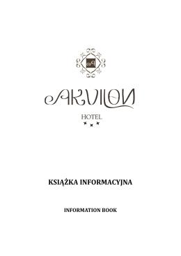 Regulamin - HOTEL*** Akvilon