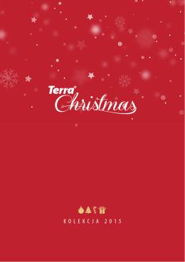 KOLEKCJA 2015 - Terra Christmas
