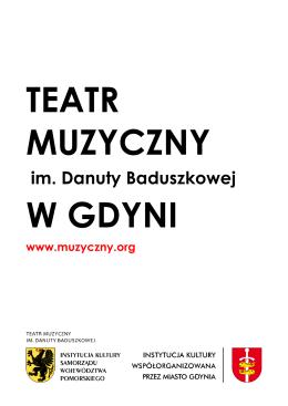 tutaj - Teatr Muzyczny