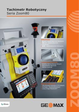 Tachimetr Robotyczny Seria Zoom80
