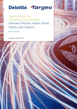raport Deloitte i Targeo