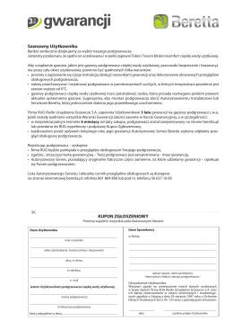 Podgrzewacze c.w.u. – 3 lata gwarancji