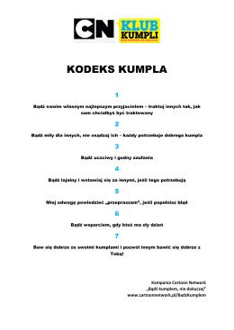 KODEKS KUMPLA